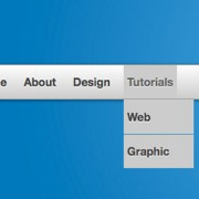How To Create A Beautiful Dropdown Menu Using Only HTML and CSS3